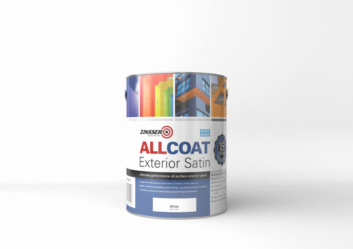 Allcoat Solvent Based New Guard Coatings