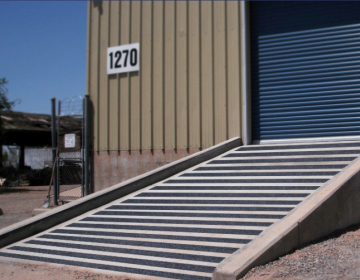 Anti-Slip FRP Deck Strips
