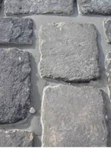 Stone pointing
