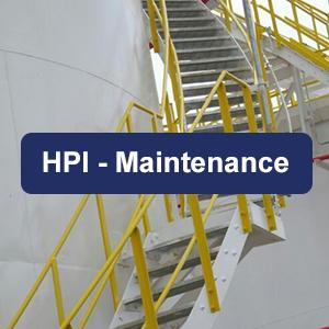 HPI Maintenance